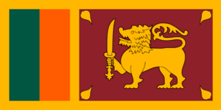 Flag — Sri Lanka