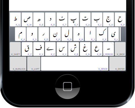 bf184d58a23 Since we are trying to keep the layout as close as possible to the familiar  Urdu typewriter layout, we don't want to move any keys